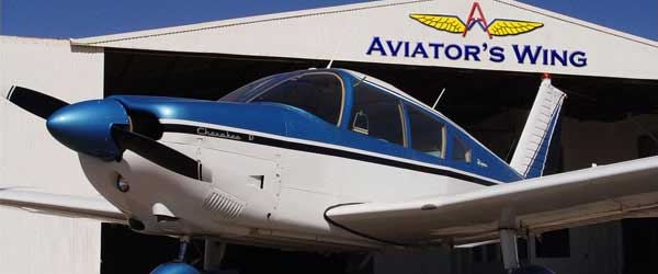 Aviator's Wing - Flight Training and Aircraft Services in